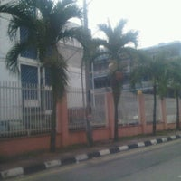 Photo taken at Police Station (Balai Polis) by zuraida m. on 1/27/2012