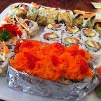 Снимок сделан в Samurai Sushi пользователем NOM NOM Boris 4/3/2011