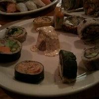 Photo taken at Miya's Sushi by Jenn C. on 1/7/2012