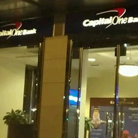 Photo taken at Capital One Bank - Closed by Jose R. on 3/29/2012