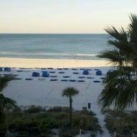 Photo taken at TradeWinds Island Resorts by Travis B. on 1/30/2012