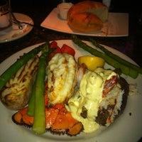 Das Foto wurde bei The Keg Steakhouse + Bar von Corey S. am 5/22/2012 aufgenommen