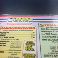 Photo taken at Waffle House by Chris C. on 7/29/2012