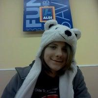 Photo taken at ALDI by Anna F. on 12/31/2011