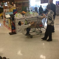 Photo taken at Stop & Shop by Claire Marie Z. on 4/9/2012