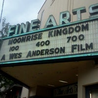 Photo taken at Fine Arts Theatre by Amy R. on 7/10/2012