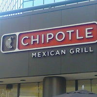 Photo taken at Chipotle Mexican Grill by Earnie C. on 4/6/2012