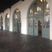 Photo taken at Santa Fe Depot by Vicky B. on 7/5/2012