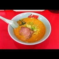 11/2/2011にasianが山岡家 狸小路四丁目店で撮った写真