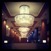 Photo taken at JW Marriott Washington, DC by Madison R. on 7/3/2012