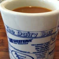 Photo taken at The Dairy Bar by Keith F. on 5/6/2012