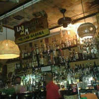 Photo taken at La Bodeguita del Medio by The Dan on 9/30/2011