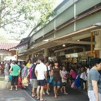 Photo taken at Blk 505 Market & Food Centre by Kok Yong E. on 10/16/2011