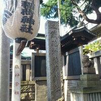 Photo taken at 鉄砲洲稲荷神社 by shunkit2 @. on 12/7/2011