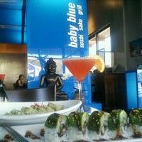 Photo taken at Baby Blue Sushi Sake Grill by Annali L. on 9/7/2011