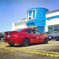 Photo taken at Muller Honda of Gurnee by Ray F. on 6/15/2012