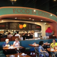 Photo taken at La Grande Orange Cafe by Pat G. on 9/12/2012