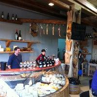 Photo taken at Corfilac & cacioteca by Francesco P. on 1/28/2012