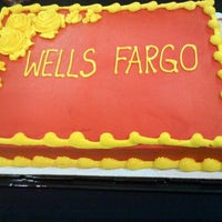 Photo taken at Wells Fargo Bank by Kim F. on 8/18/2011
