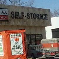 Photo Taken At U Haul Moving U0026amp;amp; Storage Of Downtown Pensacola By ...