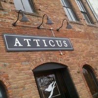 Photo taken at Atticus Coffee & Gifts by Doyle W. on 2/10/2012