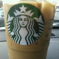 Photo taken at Starbucks by Ann P. on 10/27/2011