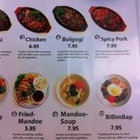 Photo taken at Seoul Korean BBQ by Abilene L. on 1/7/2012