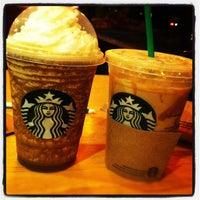 Photo taken at Starbucks by Chris G. on 3/22/2012