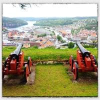 Photo taken at Fredriksten Festning by Juan V. on 6/11/2012