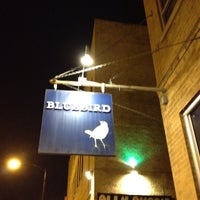Photo taken at The Bluebird by Alyse L. on 2/13/2012