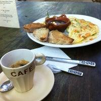 Photo taken at Orale Cafe by JB M. on 4/6/2012