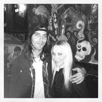 Photo taken at Double Down Saloon by Maria S. on 11/8/2011