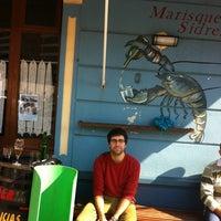 Photo taken at Las Delicias by Ruben M. on 10/22/2011