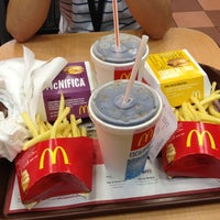 Photo taken at McDonald's by Kitty on 4/30/2012