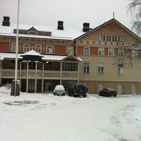 Photo taken at Otavan Opisto by Pauliina M. on 8/1/2011