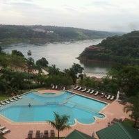Photo taken at Amerian Portal Del Iguazu Hotel by Jackson B. on 12/24/2011
