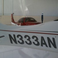 Photo taken at Independence Aviation, LLC by Aaron N. on 10/20/2011