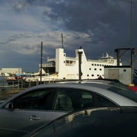 Photo taken at Bridgeport & Port Jefferson Ferry by Craig P. on 6/3/2012