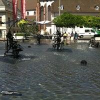 Photo prise au Tinguely-Brunnen par Chris W. le6/27/2012