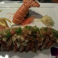 Photo taken at Paya Thai Restaurant by Megumi N. on 8/27/2011