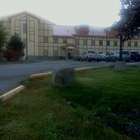 Photo taken at Clinton Community College by Matthew W. on 9/23/2011
