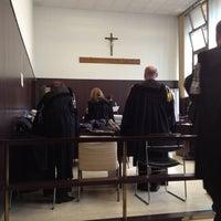 Photo taken at Tribunale di Rho by Gabriele C. on 3/6/2012