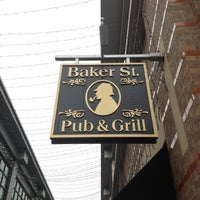 Photo taken at Baker Street Pub And Grill by jack c. on 7/7/2012
