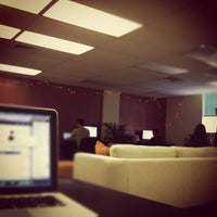 Photo taken at ClearlyM HQ by Aaron L. on 11/30/2011
