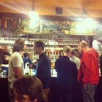 Photo taken at Fitzroy Tavern by Alper Ç. on 10/21/2011