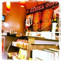 Photo taken at Rabika Coffee by Tawiwat R. on 8/28/2012