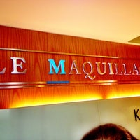 Photo taken at Le Maquillage by Marc M. on 5/4/2012