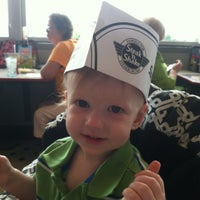 Photo taken at Steak 'n Shake by Chris C. on 7/22/2012