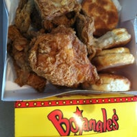 Photo taken at Bojangles' Famous Chicken 'n Biscuits by Susie Q. on 5/6/2012