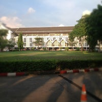 Photo taken at Chulalongkorn Business School by Tae P. on 5/10/2012